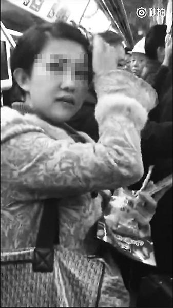 """王民生5p女主角_""""地铁凤爪门""""女主角拒绝认错 网传的致歉信并非自己所写-辟谣 ..."""